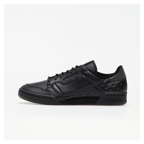 adidas x Pharrell Williams Continental 80 Core Black/ Core Black/ Core Black