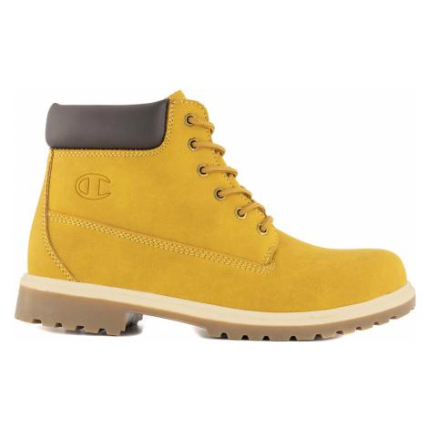 Braune worker boots für damen