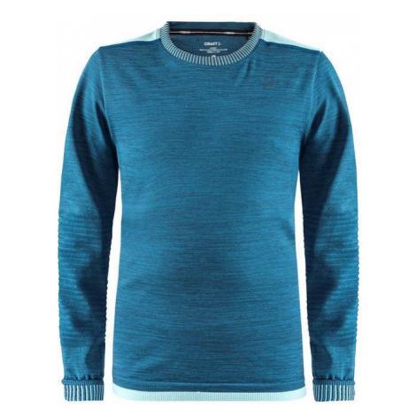T-Shirt CRAFT Sicherungsstrick Comfort 1906633-B77200 - blue