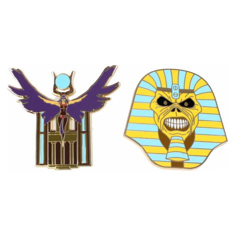 Reißzwecken Iron Maiden - Legacy of the Beast - Trooper Pharao & Aset - IMC-0102