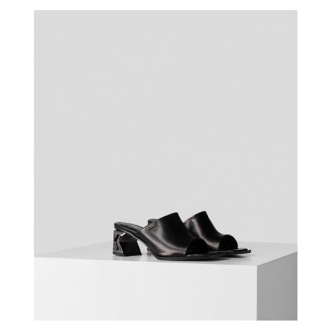 K-Blok Mules mit breitem Zehenbereich Karl Lagerfeld