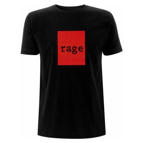 Metal T-Shirt Männer Rage against the machine - Red Square - NNM - RTRAMTSBRED
