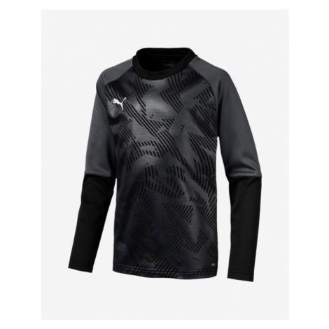 Schwarze sportsweatshirts über kopf für jungen