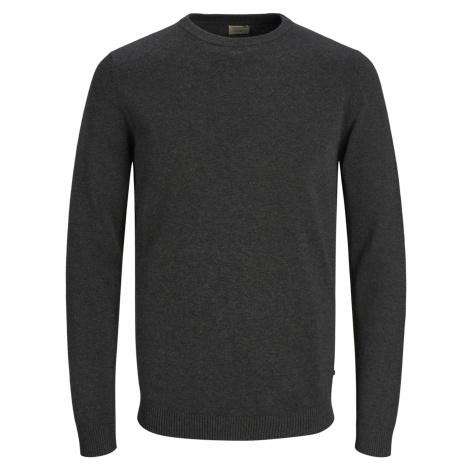 Graue pullover für herren