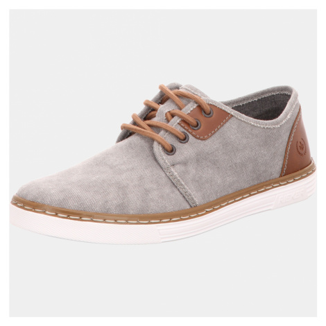 Herren Rieker Sneaker grau
