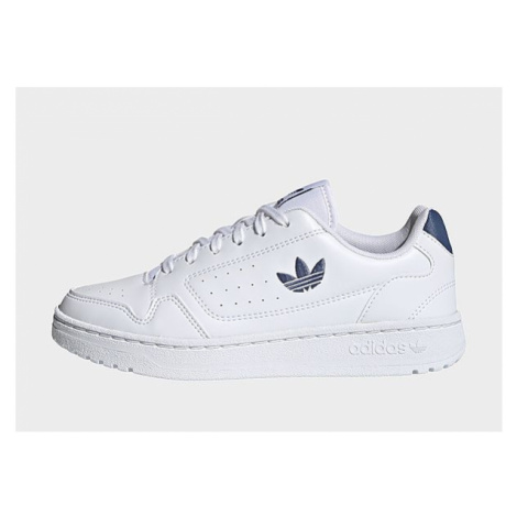 Adidas Originals NY 90 Schuh - Cloud White / Crew Blue / Cloud White, Cloud White / Crew Blue /