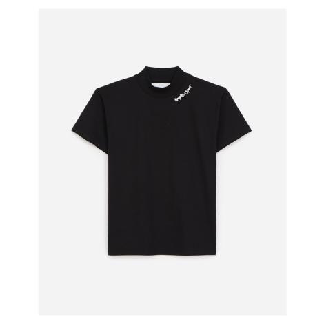 The Kooples - T-Shirt schwarz Baumwolle Logo - HERREN The Kooples Sport