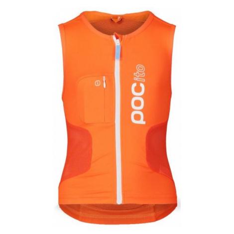POC POCITO VPD AIR VEST orange - Rückenschutz für Kinder