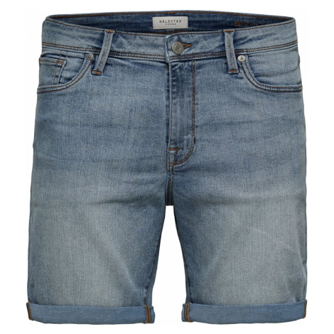 Jeansshorts Selected