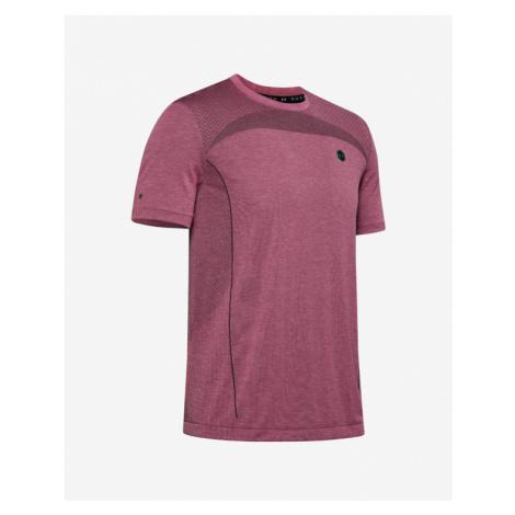 Under Armour RUSH™ T-Shirt Rosa