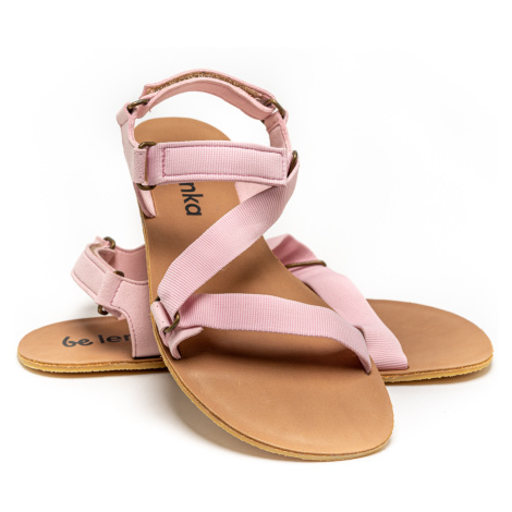 Barefoot Sandalen Be Lenka Flexi - Pink 43