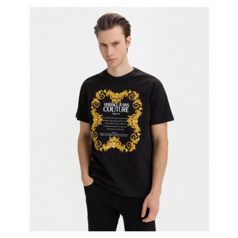 Versace Jeans Couture T-Shirt Schwarz
