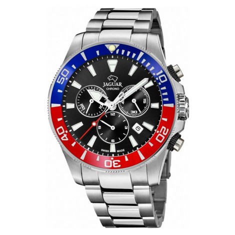 Jaguar J861/6 Executive Chronograph Diver 44mm 20ATM
