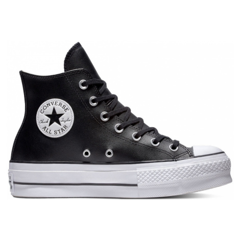 Chuck TaylorAll Star Lift Leather High Top