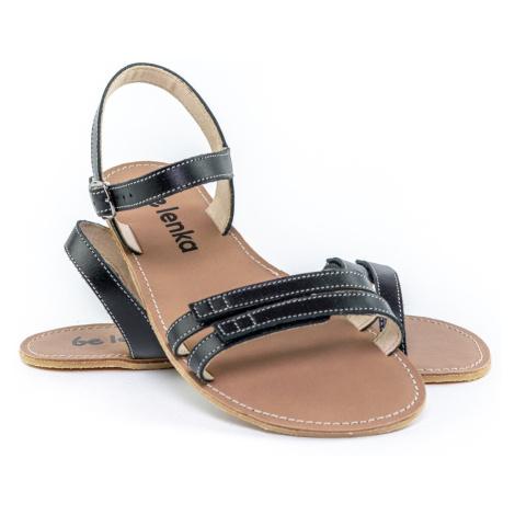 Barefoot Sandalen Be Lenka Summer - Black 43
