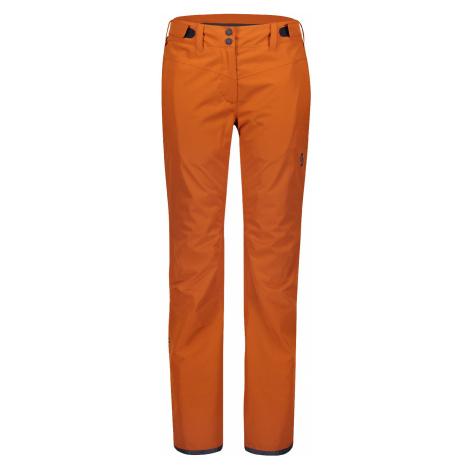 Scott Ultimate Dryo 10 Pants W Damen Ski - und Snowboardhose braun-rost