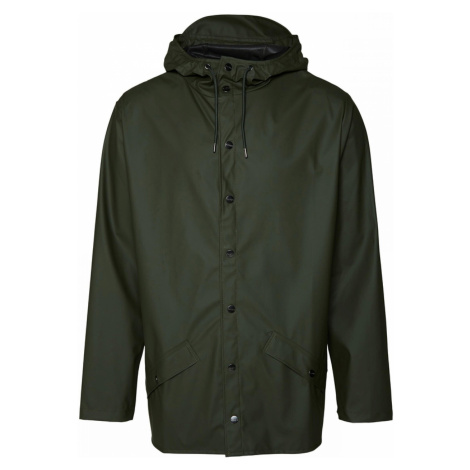 Rains Regenjacke Jacket 1201 Green