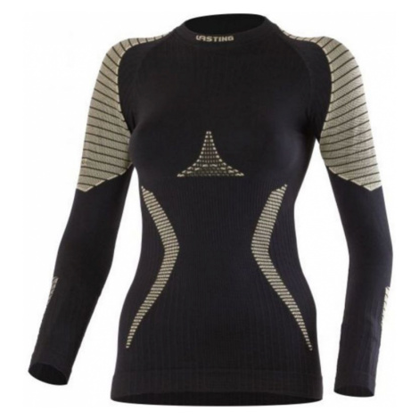 Damen Thermo T-Shirt Lasting Relou 9070 black