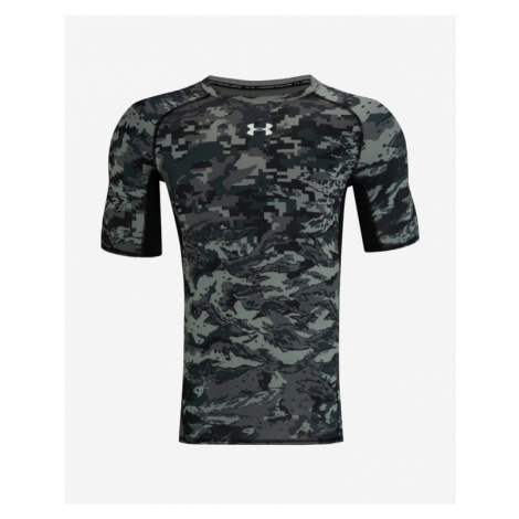 Under Armour HeatGear® T-Shirt Schwarz
