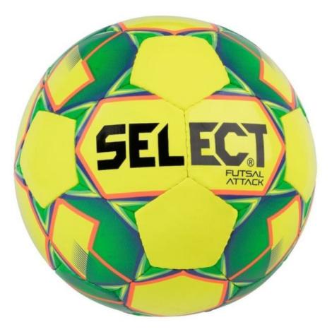 Futsal- Ball Select FB Futsal Attack Gelb green