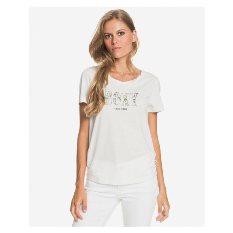 Roxy Chasing The Swell T-Shirt Weiß