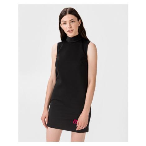Versace Jeans Couture Kleid Schwarz