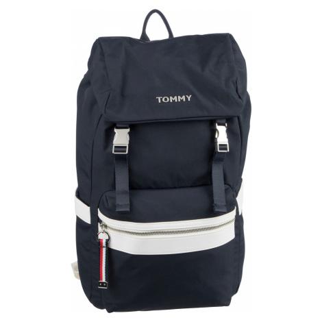 Tommy Hilfiger Rucksack / Daypack Nylon Backpack PF20 Sky Captain/White (14.6 Liter)