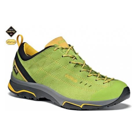 Schuhe Asolo Nukleon GV ML green lime/yellow/A149