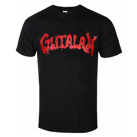Metal T-Shirt Männer Gutalax - Red Logo - ROTTEN ROLL REX - ROTT021