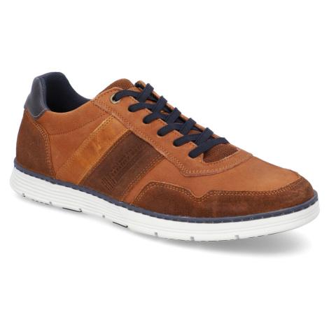 Frank Walker Lederkombination Sneaker