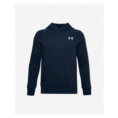 Under Armour Rival Sweatshirt Kinder Blau