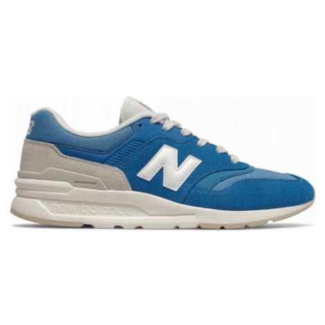 New Balance CM997HBQ blau - Herren Sneaker