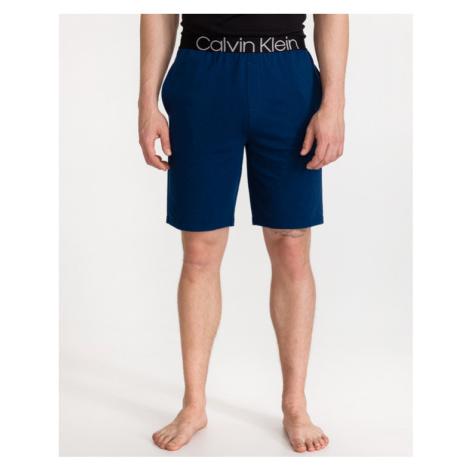 Calvin Klein Sleeping shorts Blau