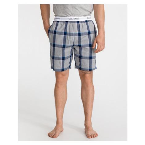 Calvin Klein Sleeping shorts Grau