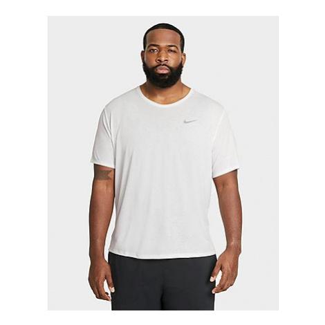 Nike New Miler T-Shirt - White - Herren, White
