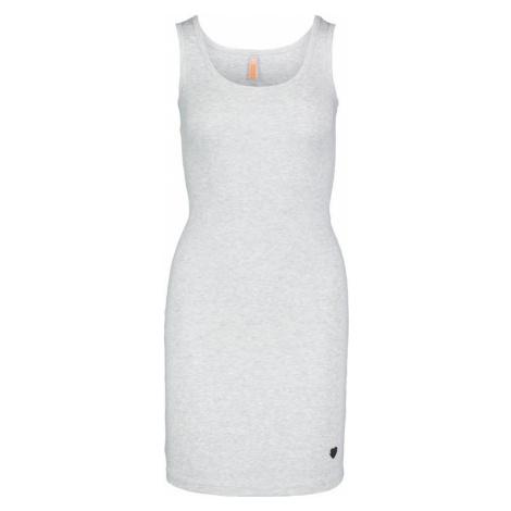 Damen elastische Strand Kleid NORDBLANC Drab NBSLD6769_SSM