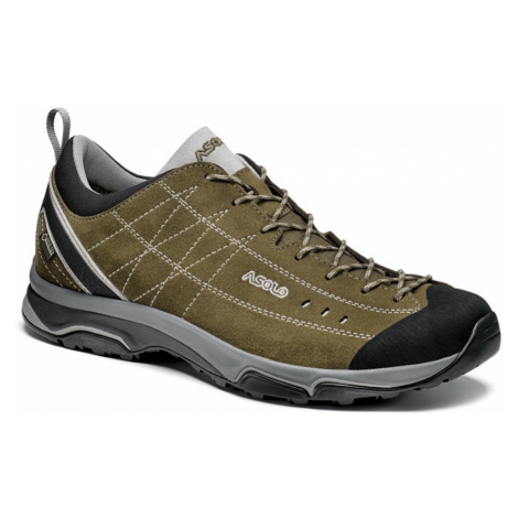 Schuhe ASOLO Nukleon GV MM truffle/silver/A920