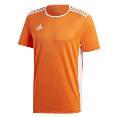 adidas ENTRADA 18 JSY orange - Herren Fußballtrikot