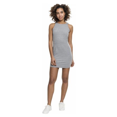 Urban Classics Damen Kleid Back Cut Out