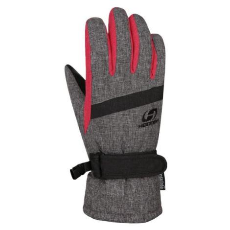 Hannah CLIO grau - Handschuhe für Kinder