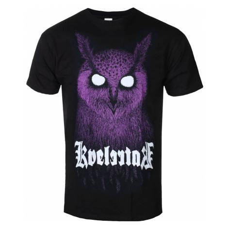 Metal T-Shirt Männer Kvelertak - Barlett Owl Purple - KINGS ROAD - 20121098 XL