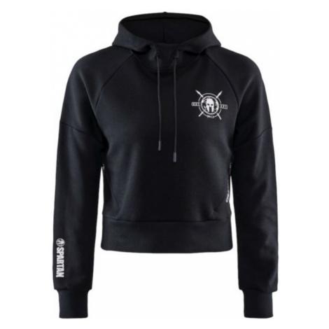 Sweatshirt CRAFT SPARTAN Hoodie 1909119-999000 black