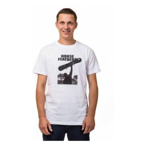 Horsefeathers ROCKY T-SHIRT weiß - Herren T- Shirt