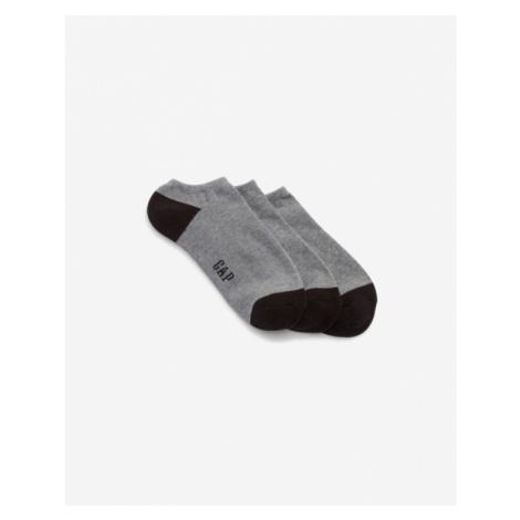 GAP 3 Paar Socken Grau