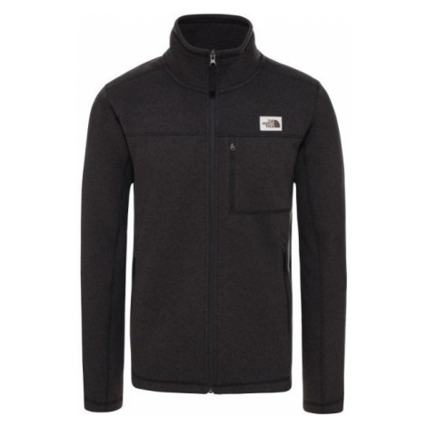 The North Face GORDON LYONS FZ schwarz - Sweatshirt für Herren