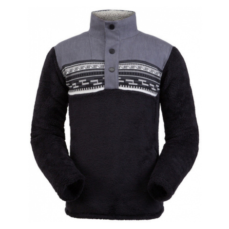 Sweater Spyder Men `s Wyre Half Snap Fleece 191244-001