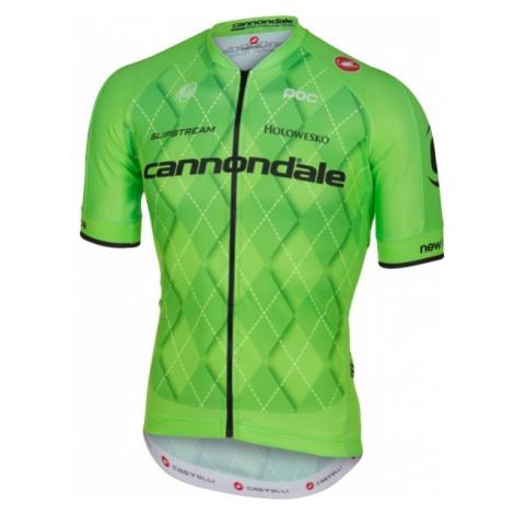 Castelli TEAM 2.0 JERSEY FZ grün - Herren Fahrraddress
