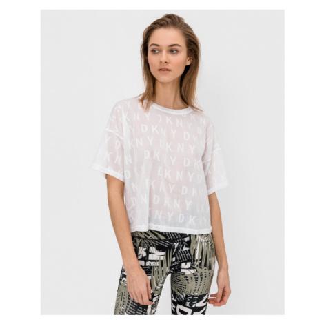 DKNY T-Shirt Weiß