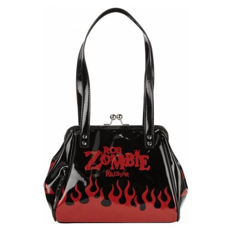 Handtasche KILLSTAR - Rob Zombie - Heiß Hölle - SCHWARZ - KSRA000703