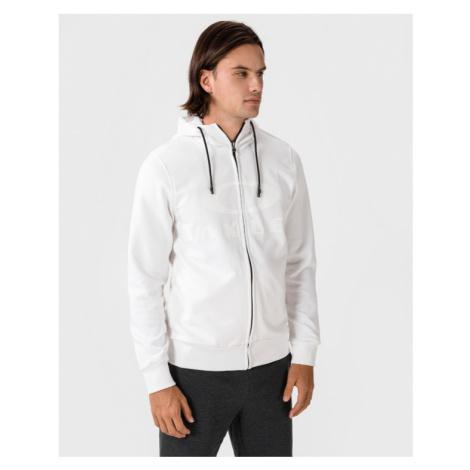 Oakley Bark FZ Sweatshirt Weiß
